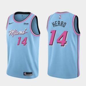Miami Heat #14 Tyler Herro Jersey City